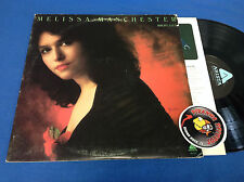 Melissa Manchester Bright Eyes Rock LP Arista AB4011 Piranha Records