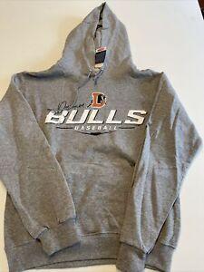 Durham Bulls Hoodie MiLB S NWT Baseball NC