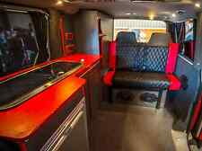 3 section Rock and Roll Bed, Suitable for VWT5/4, Vito, Vivaro, Transit