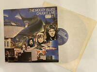 The Moody Blues - Caught Live +5 Vinyl Album Record LP