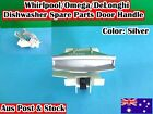 Whirlpool/Omega/DeLonghi Dishwasher spare part Door Handle Latch&Switch Kit D159