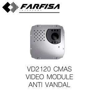 FARFISA VD2120CMAS COLOUR CAMERA VIDEO INTERCOM MODULE DOOR ENTRY SYSTEM