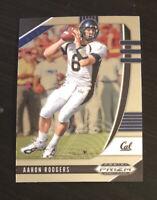 Aaron Rodgers 2020 Panini Prizm Draft #3 Cal Bears Green Bay Packers