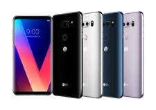 LG V30 H931 64GB Plateado GSM DESBLOQUEADO Teléfono SR + plan de servicio gratuito de 3 meses