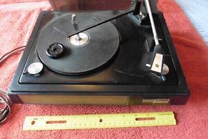 BSR McDonald Minichanger Turntable Record Player