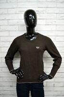 Felpa POP84 Donna Taglia Size M Pullover Maglione Cardigan Sweater Woman Lana