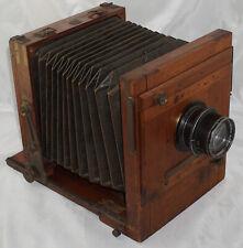 Zeiss Ikon Hochtourist 13x18cm 5x7 Inch Very Rare Tailboard Camera