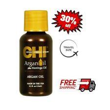 CHI Argan Oil 15ml  hydration  revitalization / dry, damaged hair Travel Size