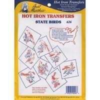 Stitcher/'s Revolution Iron-On Transfers Urban Garden 043272200174