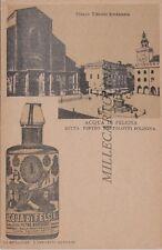 BOLOGNA: Acqua di Felsina - ditta Pietro Bortolotti