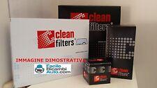 Kit tagliando 4 filtri Mercedes Classe A160-A170 CDI (W168) aria olio gasolio ab