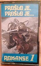 ROMANSE 1 YUGOSLAV ETHNO SONGS CASSETTE TAPE