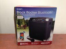 ION Block Rocker Bluetooth Speaker iPA56C Tested | SPK615-J