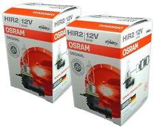 HIR2 OSRAM 9012 Original Spare Part 12V 55W 2st
