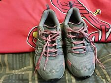 Asics GEL-Enduro 6 Trail Running Shoes (For Women) T0F7N - Size 6.5 EUR 37.5 EUC