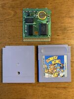 Donkey Kong Super Game Boy Game Pak Nintendo GBC DMG GBA Authentic New Battery