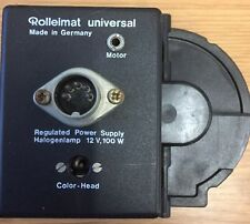 Rollei Rolleimat Universal Enlarger Color Head Lamp Holder / Housing