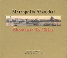 Metropolis Shanghai: Showboat to China - Various Artists -CD-NEW