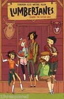 Lumberjanes Volume 1 Beware the Kitchen Holly GN Noelle Stevenson Boom! New NM