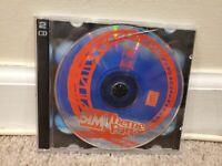 SimTheme Park: Gold Edition (PC, 2002) No Artwork 2 Discs