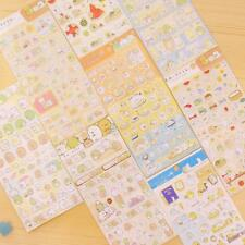 San-x Sumikko Gurashi Decorative Memo Letter Sticker 7 pcs different Set