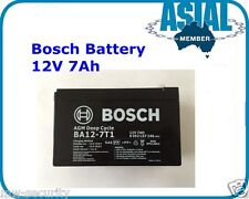 Battery BOSCH for Security Alarm System NESS Hills 12V 7Ah Battery