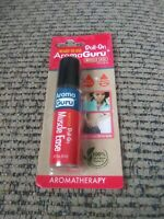 4x Aroma Guru Roll on Essential Almond Oil Muscle Ease Therapeutic Benefits NIP