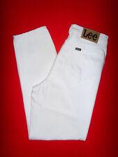 LEE JEANS WEISS W31 L29 / L30 NEUW.!!! TOP !!!