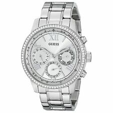 Guess Stainless Steel Wristwatches