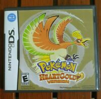 **USA SELLER** Reproduction Pokemon HeartGold for 3DS (Nintendo DS, 2010)