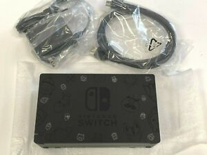 Nintendo Switch Charging Dock + AC Adapter Power Cable + HDMI (FORTNITE EDITION)