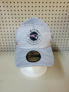 New England Patriots New Era  2020 NFL Sideline Official 39THIRTY Flex Hat, M/L