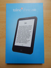 "Tolino Shine 2 HD E-Book-Reader 15,24 cm (6 "") Touchscreen, W-LAN, 4GB Speicher"