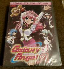 Galaxy Angel A - Complete Collection - Anime DVD - Bandai 2005