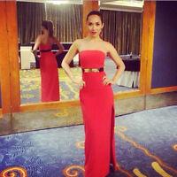 BNWT MYLEENE KLASS RED  MAXI DRESS SIZE 16 RRP £87 STUNNING