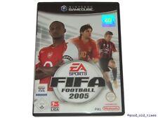 ## FIFA Football 2005 (Deutsch) Nintendo GameCube Spiel // GC & Wii - TOP ##