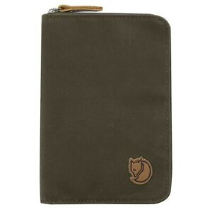 Fjallraven Bag - Fjallraven Passport Wallet - Travel Document F24220