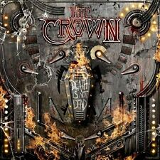 The Crown - Death Is Not Dead CD 2015 Euro digipack death metal Century Media