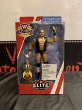 WWE FLASHBACK SERIES 3 ELITE STONE COLD STEVE AUSTIN WRESTLING FIGURE HBK BAF