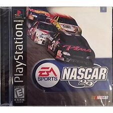NASCAR 99 For PlayStation 1 PS1 Racing Game Only 8E
