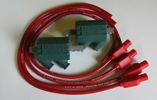 Suzuki GS1100 GK 3 ohm Dyna Performance Ignition Coils and Taylor Leads.red