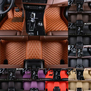 For Volkswagen Golf FloorLiner Car Floor Mats Carpet Auto Mats Car Liner Rugs