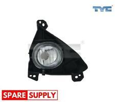 FOG LIGHT FOR MAZDA TYC 19-12154-01-9