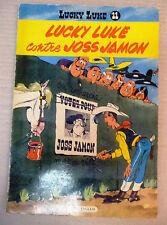 lucky luke 11 contre joss jamon morris  1958 eo