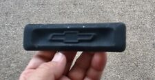 55 56 57 58 59 Chevy Truck Radio Delete Plate With/Clips Apache 1958 1959
