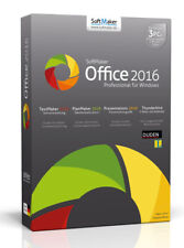 SoftMaker Office Professional 2016 - 3PCs - ESD / Download TextMaker PlanMaker