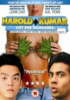 Harold And Kumar Get The Munchies DVD (2005) John Cho