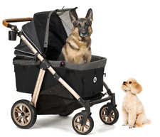 Pet Rover Premium Super-Size Stroller Suv for Small/Medium/Large/X-Larg e Dogs