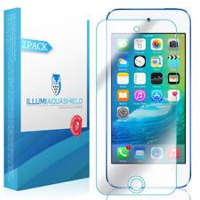 2x iLLumi AquaShield Screen Protector for Apple iPod Touch 7th Gen, 2019
