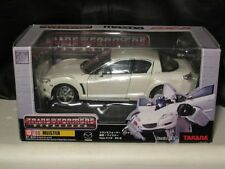 Transformers TAKARA Binaltech Meister (white) missing gun